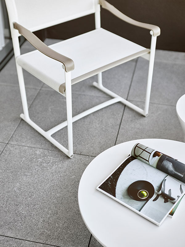 B&B Italia Mirto small armchair