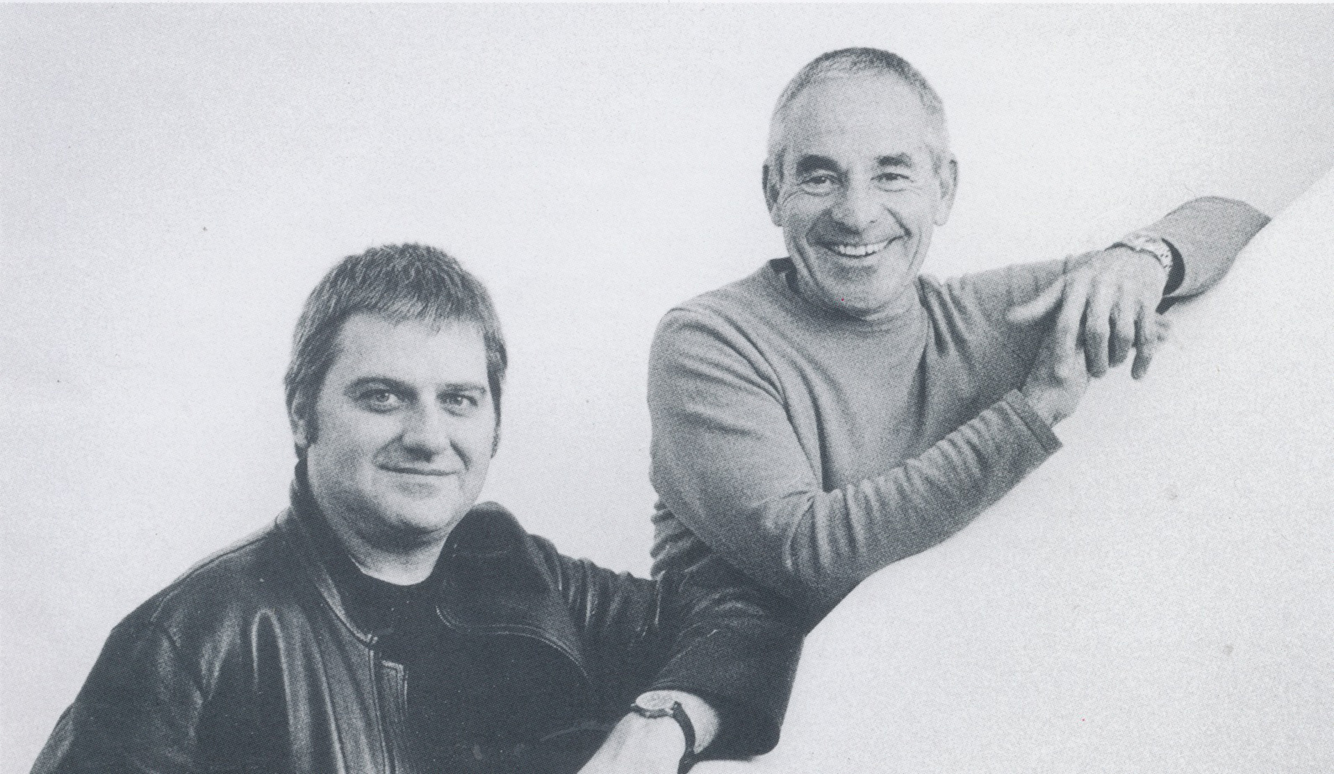 Ralph Rembel and George Freedman. Photo courtesy Freedman Rembel.