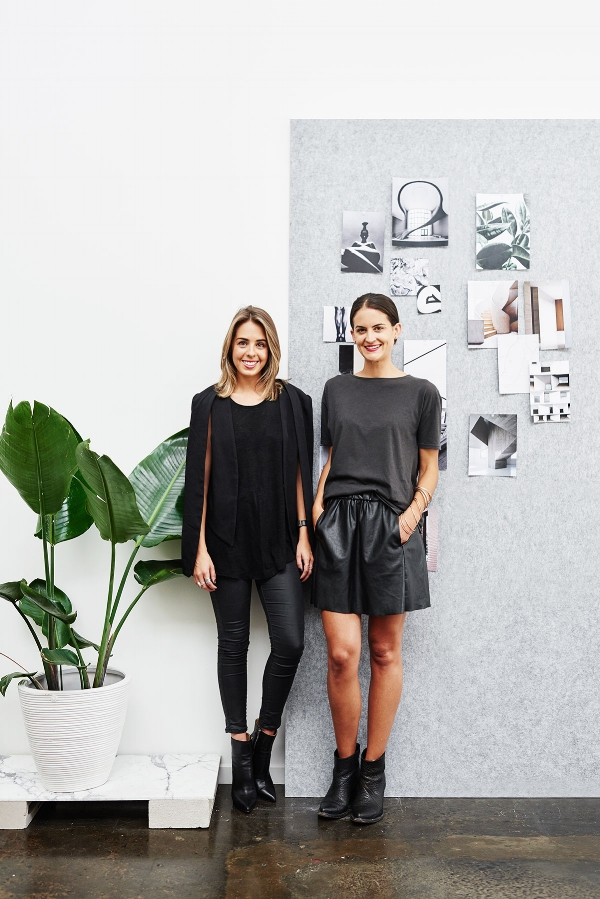 Kylie Dorotic and Alicia McKimm, cofounders of We Are Huntley.