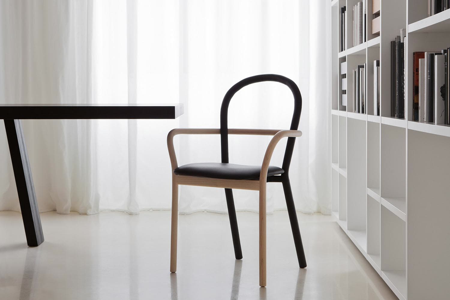 The Gentle chair by Front for Porro.