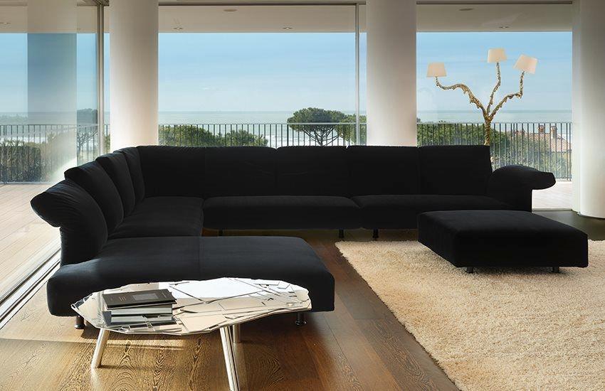 The  Essential sofa by Francesco Binfaré  was released at the 2016 Milan furniture fair.