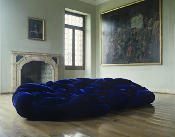 Edra Boa sofa by the Campanas