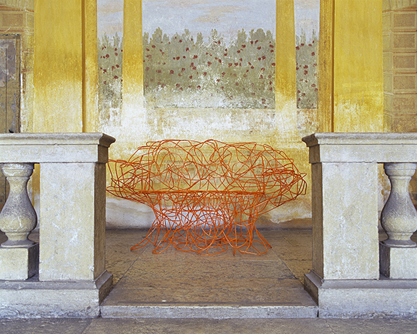 The Edra Corallo armchair by the Campana Brothers