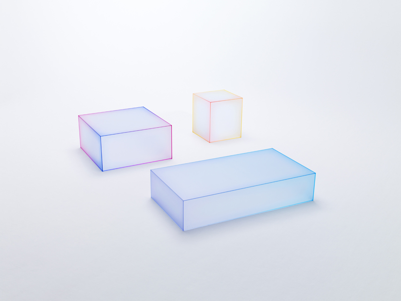 Soft by Nendo for Glas Italia.