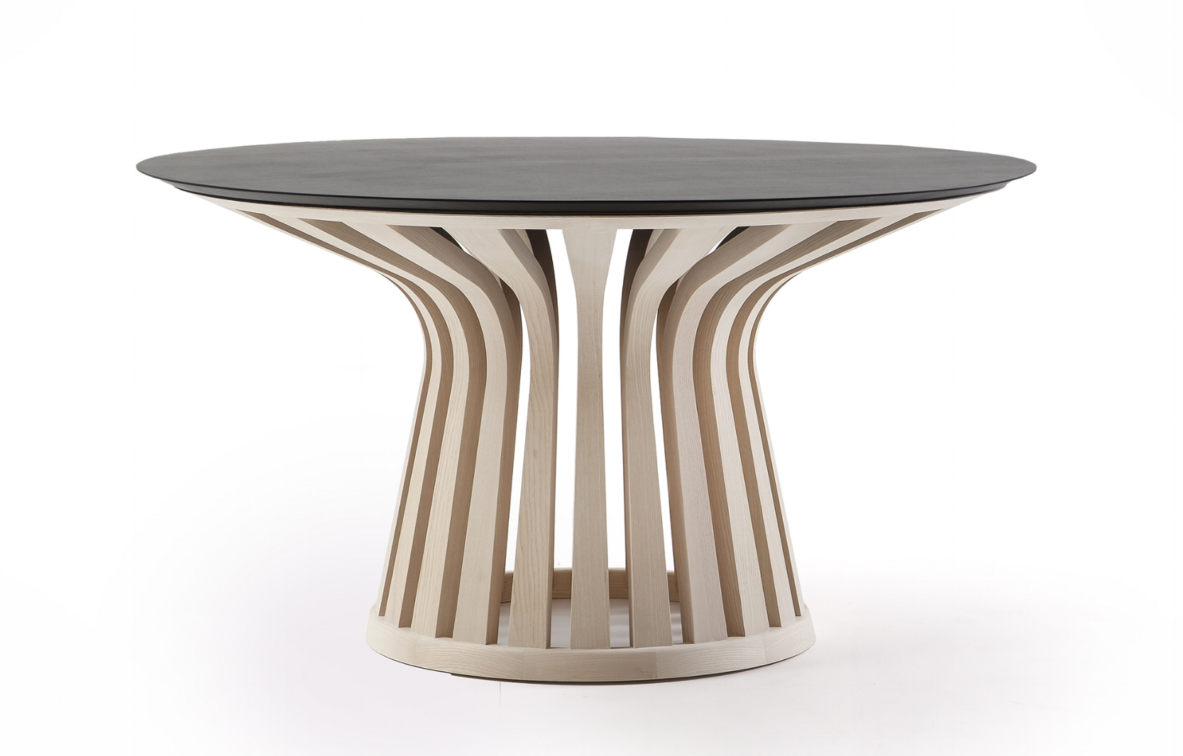 Lebeau Wood table by Patrick Jouin for the Cassina Contemporary collection.