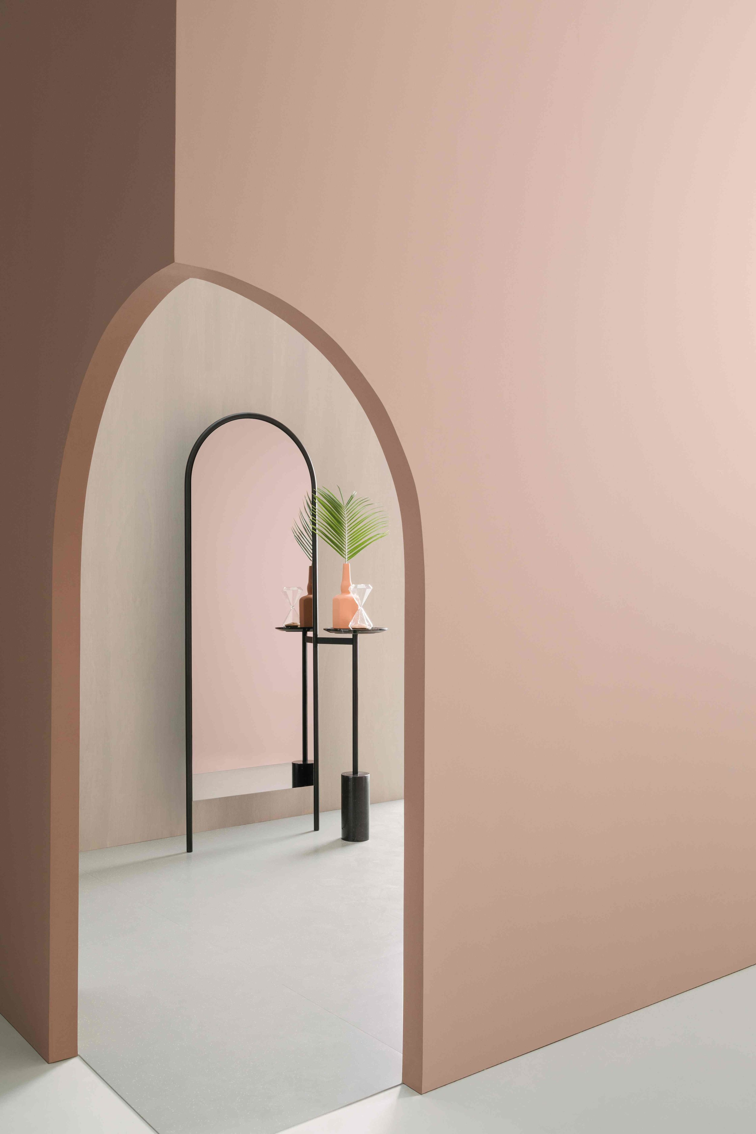 The Michelle Table Mirror collection for SP01.
