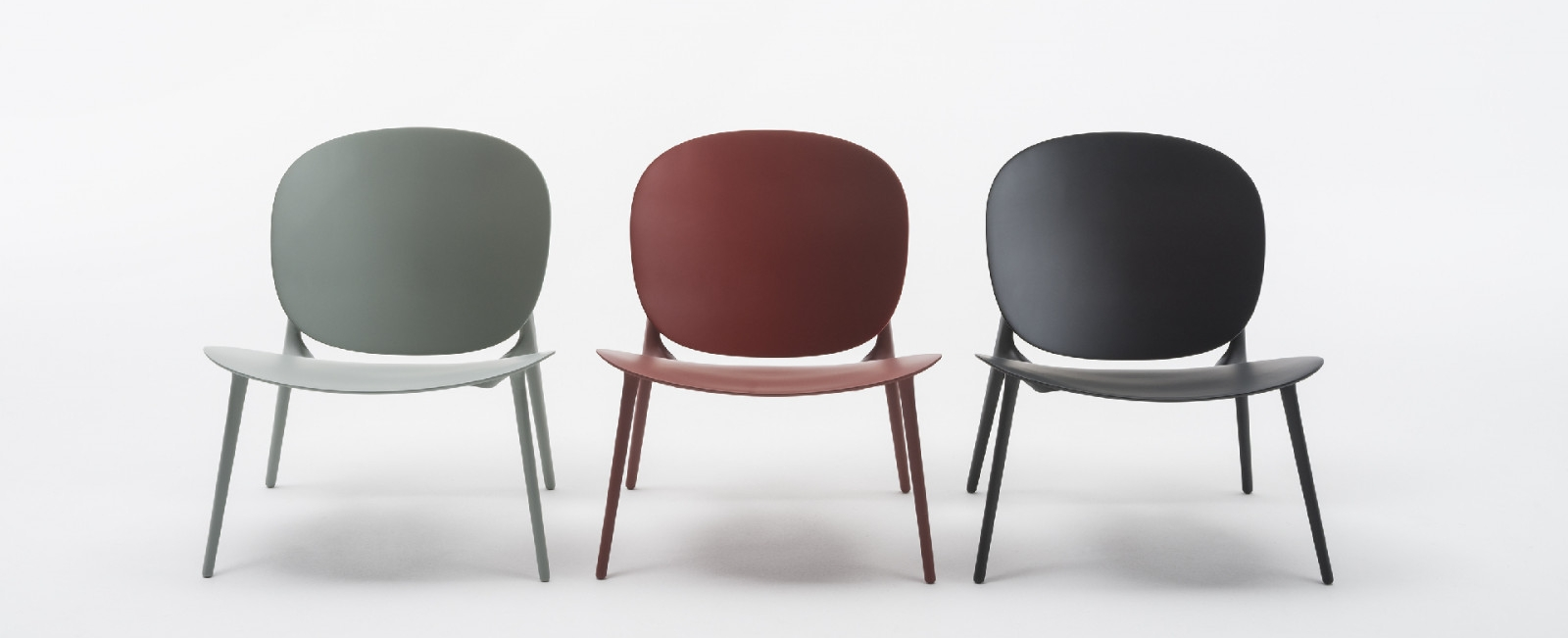 Be Bop chair by Ludovicca and Roberto Palomba for Kartell.