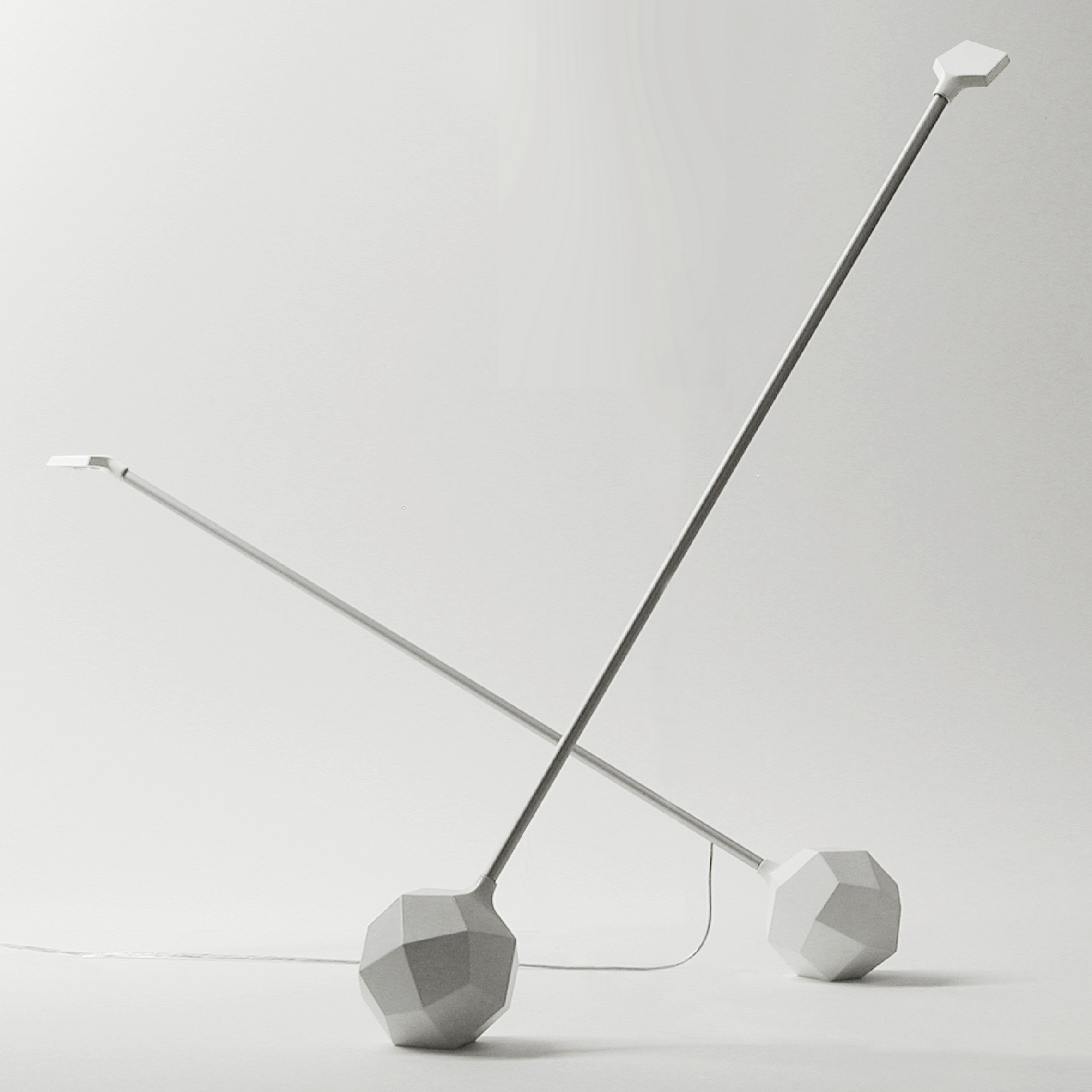 Arihiro Miyake's first lamp for Moooi was the Miyake launched in 2010.