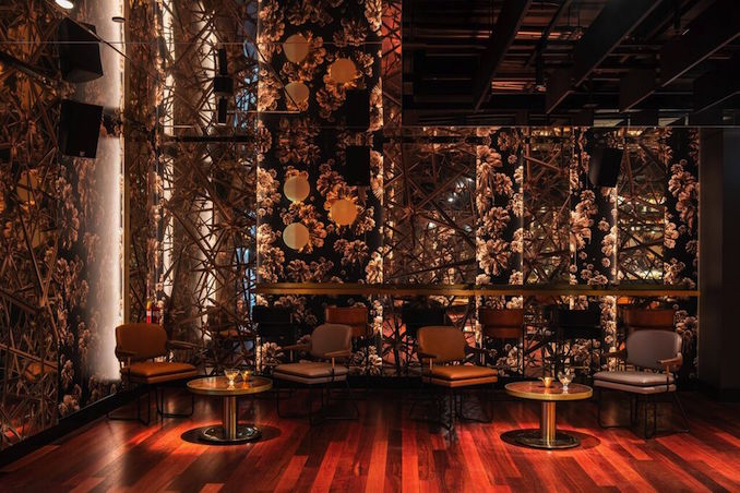 The Santini Bar at QT Perth called for a creative response to a reduction in budget and is now the hotel's most popular venue.