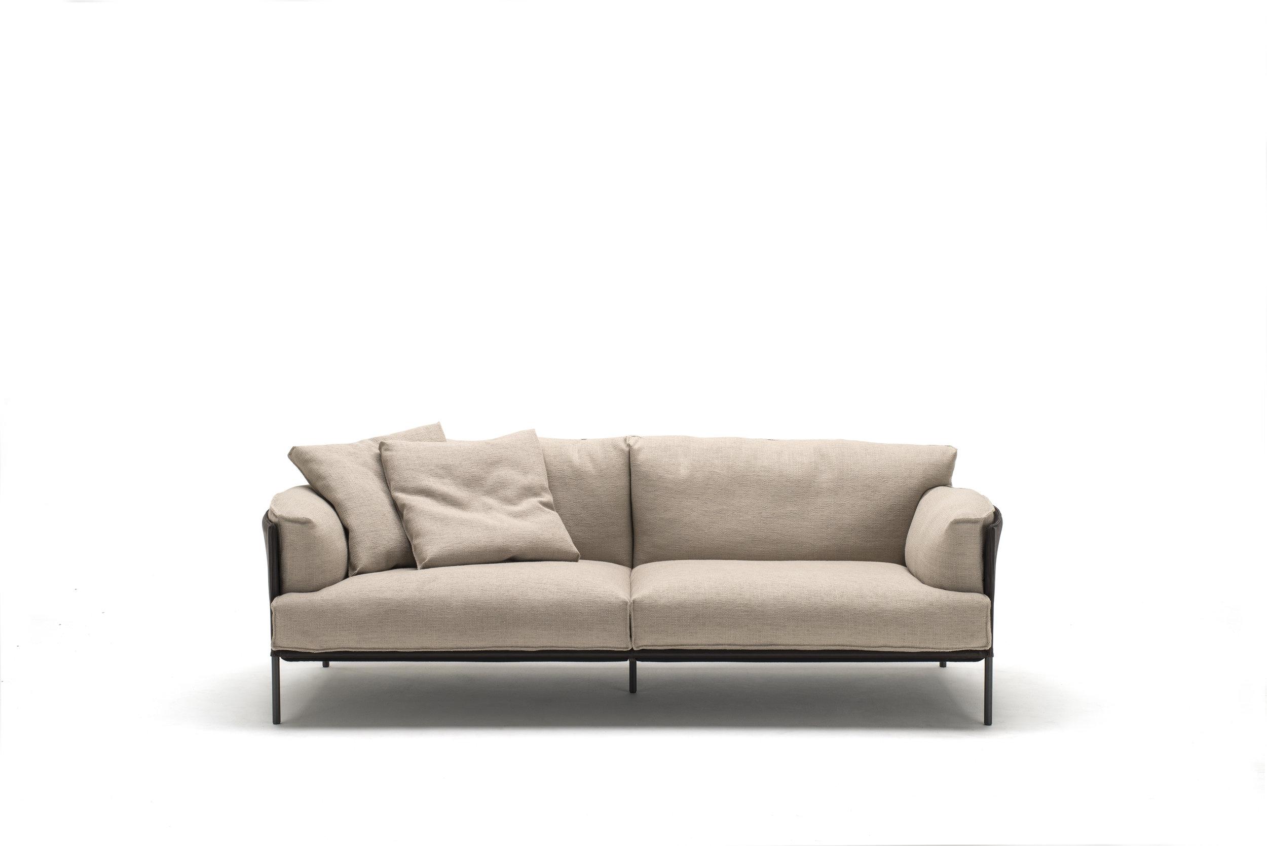 The Greene sofa designed by David Lopez Quincoces. Image © Living Divani.