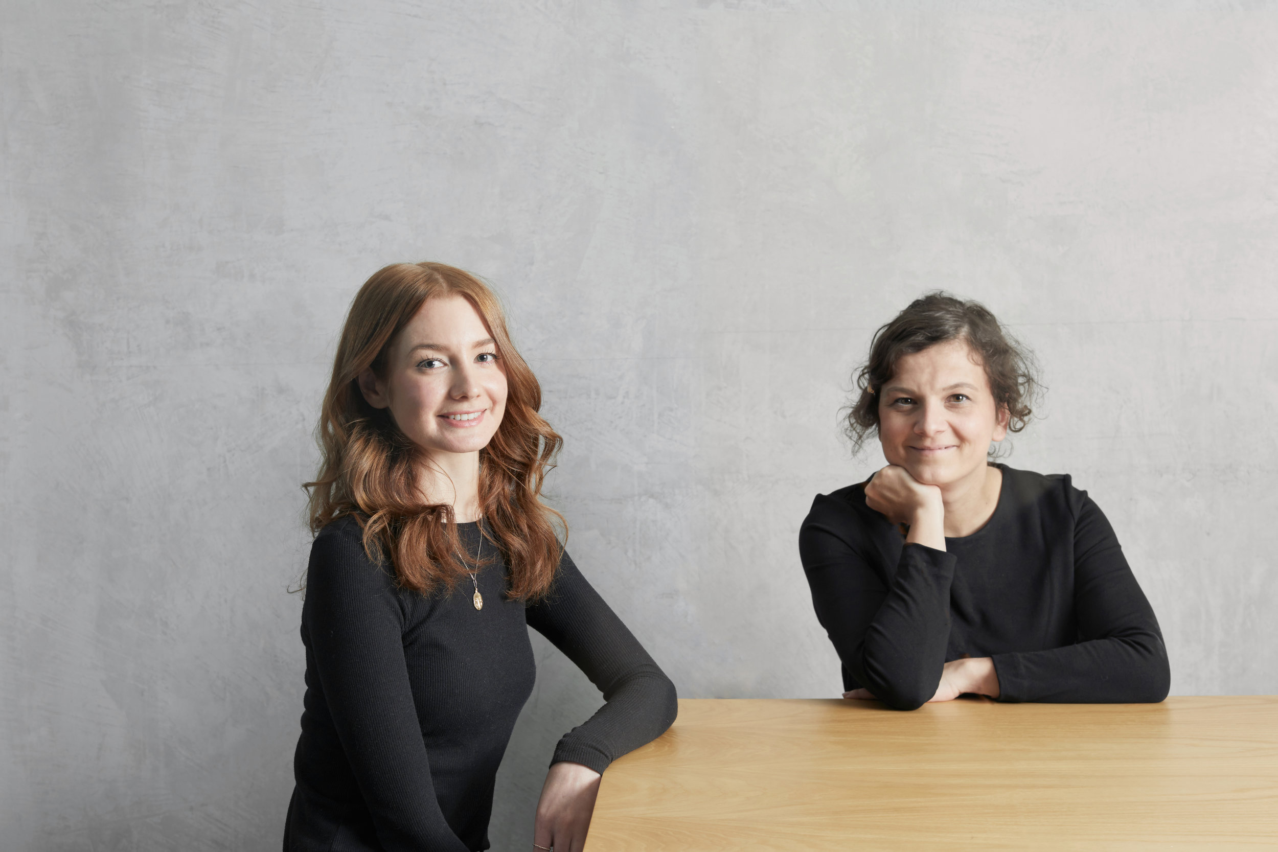 Amy PIerce and Nat Widera are Pierce Widera, who were named the Emerging Interior Design Practice at the 2019 Australian Interior Design Awards. Photo © Jana Langhorst