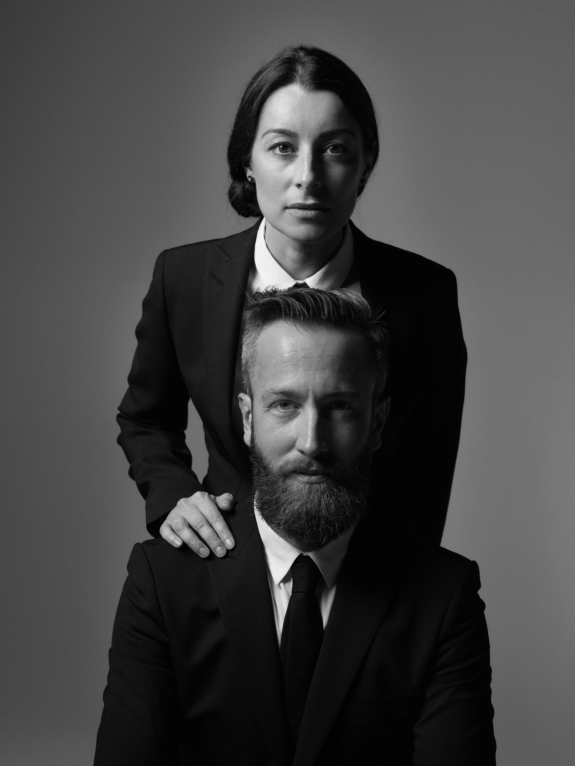 Cinzia Cumini and Vicente Garcìa Jiménez are Garcia Cumini, the multi-disciplinary design studio based in Udine, Italy.