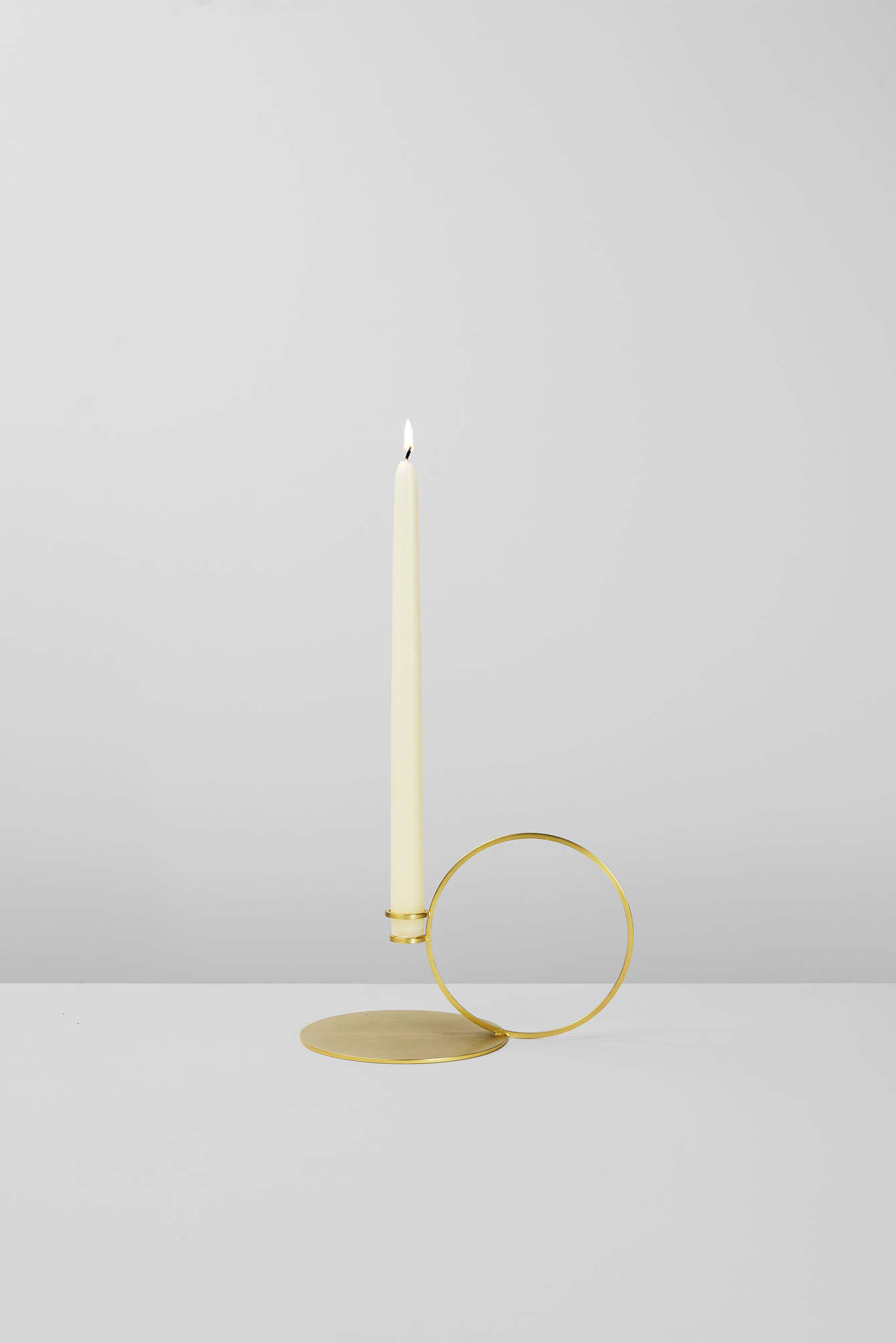 The Bulga lamp, meaning candlestick, is the second piece in the series designed by Formafantasma for Roll & Hill in Brooklyn, New York. Photo c/o Roll & Hill.