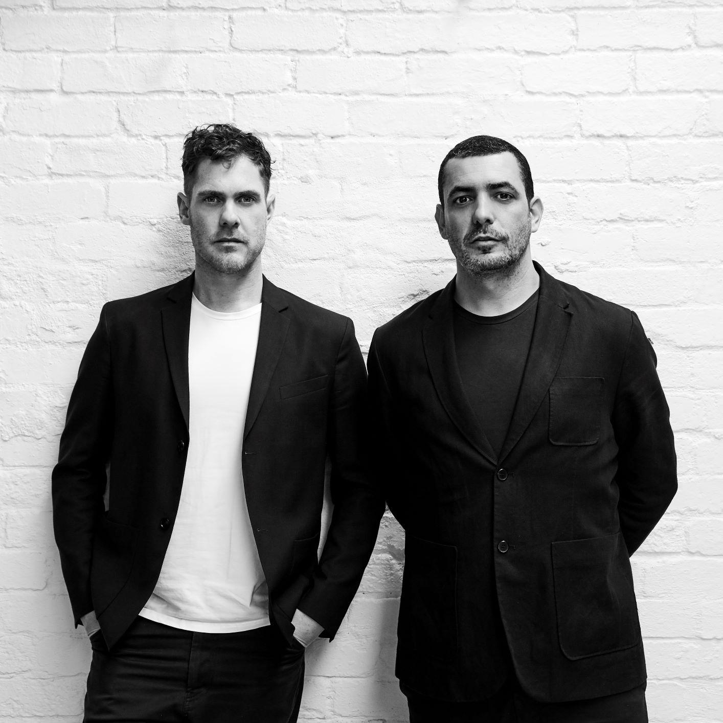David Flack and Mark Robinson, Flack Studio. Portrait c/o Flack Studio.
