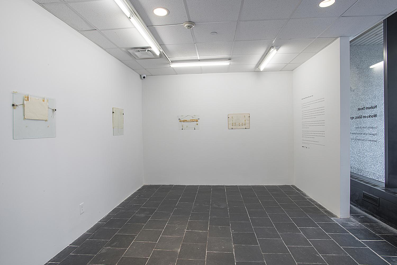 Nahum Tevet, Leubsdorf Gallery