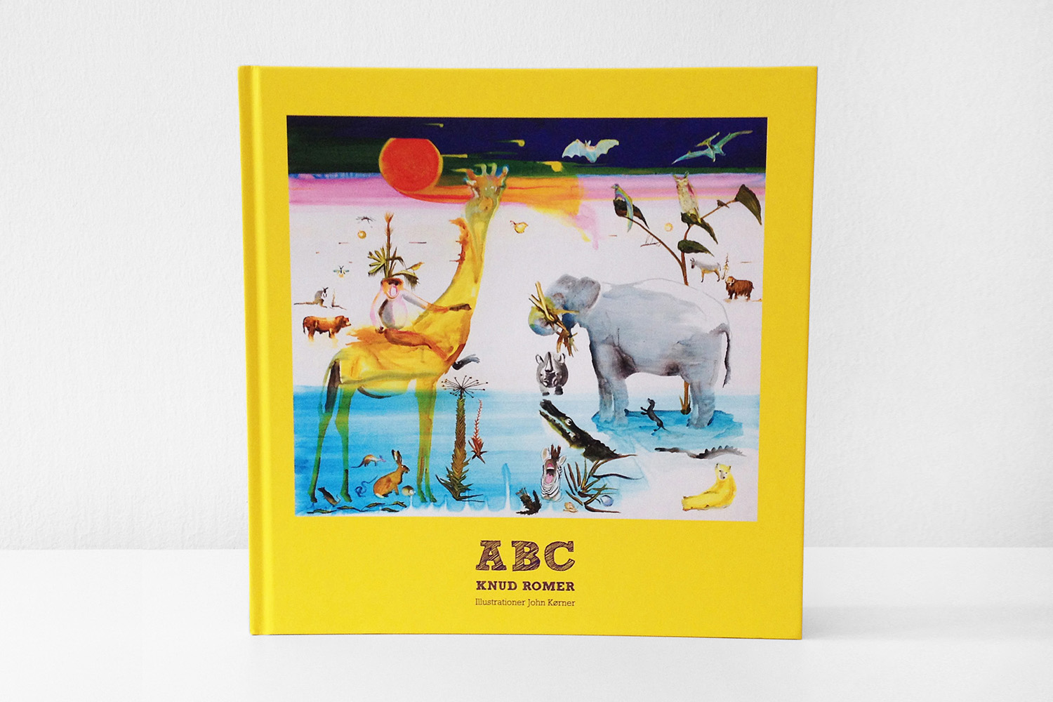 ABC by Knud Romer and John Kørner, Luxury Edition