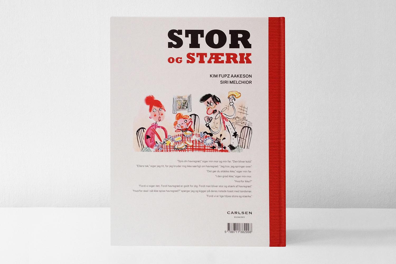 Stor og Stærk by Kim Fupz Aakeson and Siri Melchior
