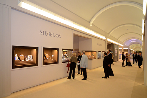 Siegelson Diamonds New York, Masterpiece Fair London, Trade Fair