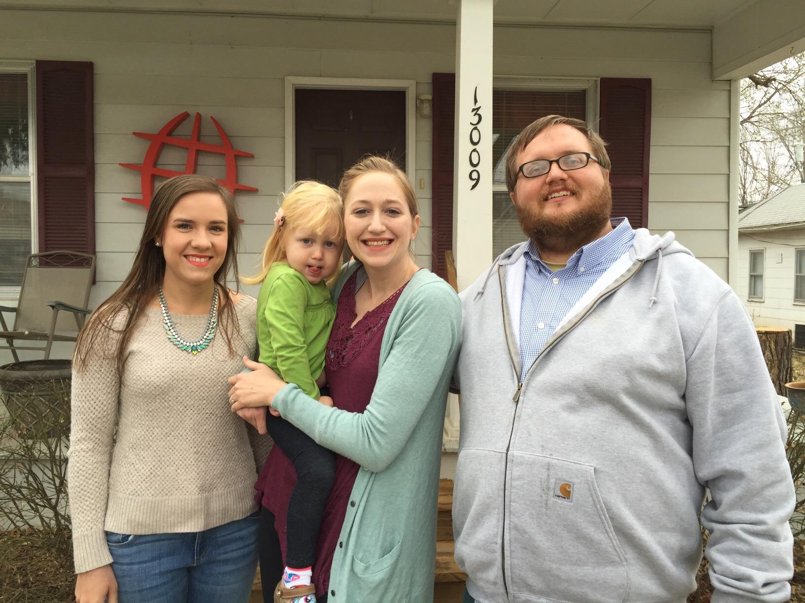 Hannah and the Joneses