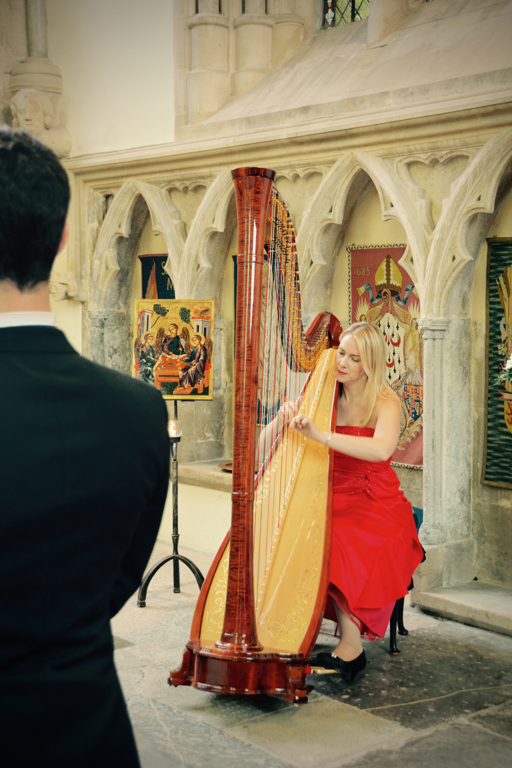 Siona Stockel Harp 2