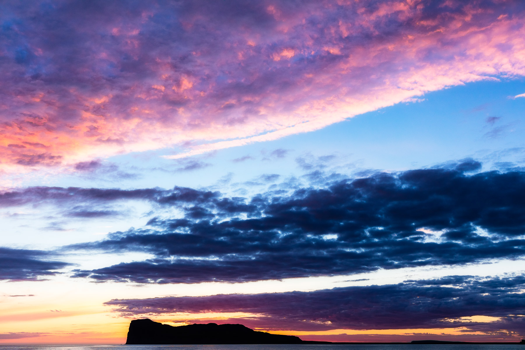 Skagafjordur Bay