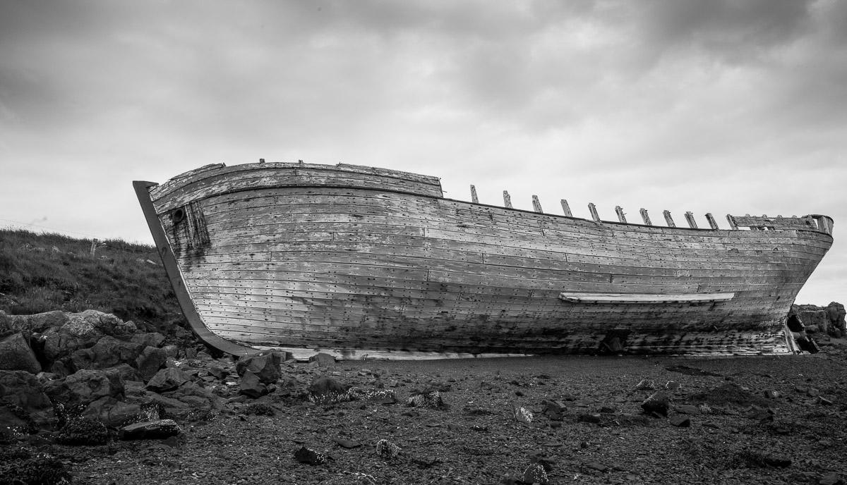 ©Tim Bainum, Flatey Island