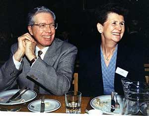 Arnold Huddart & Kath Randle