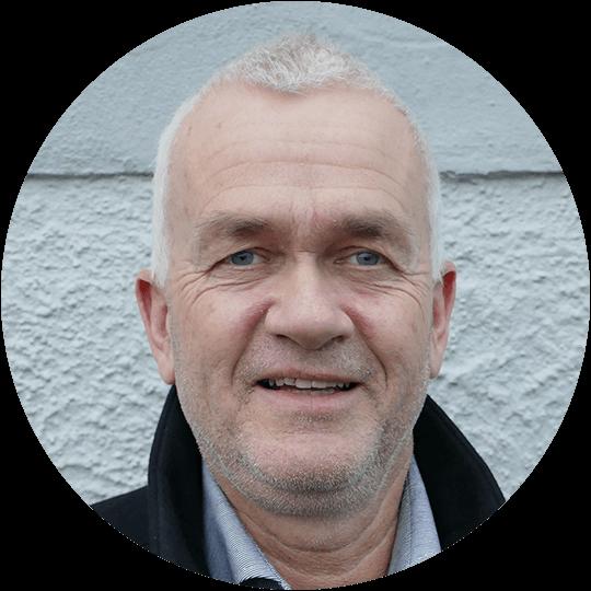 Tor Bjarne Flesjå  Avdeling Finnøy. Mob. 412 07 879
