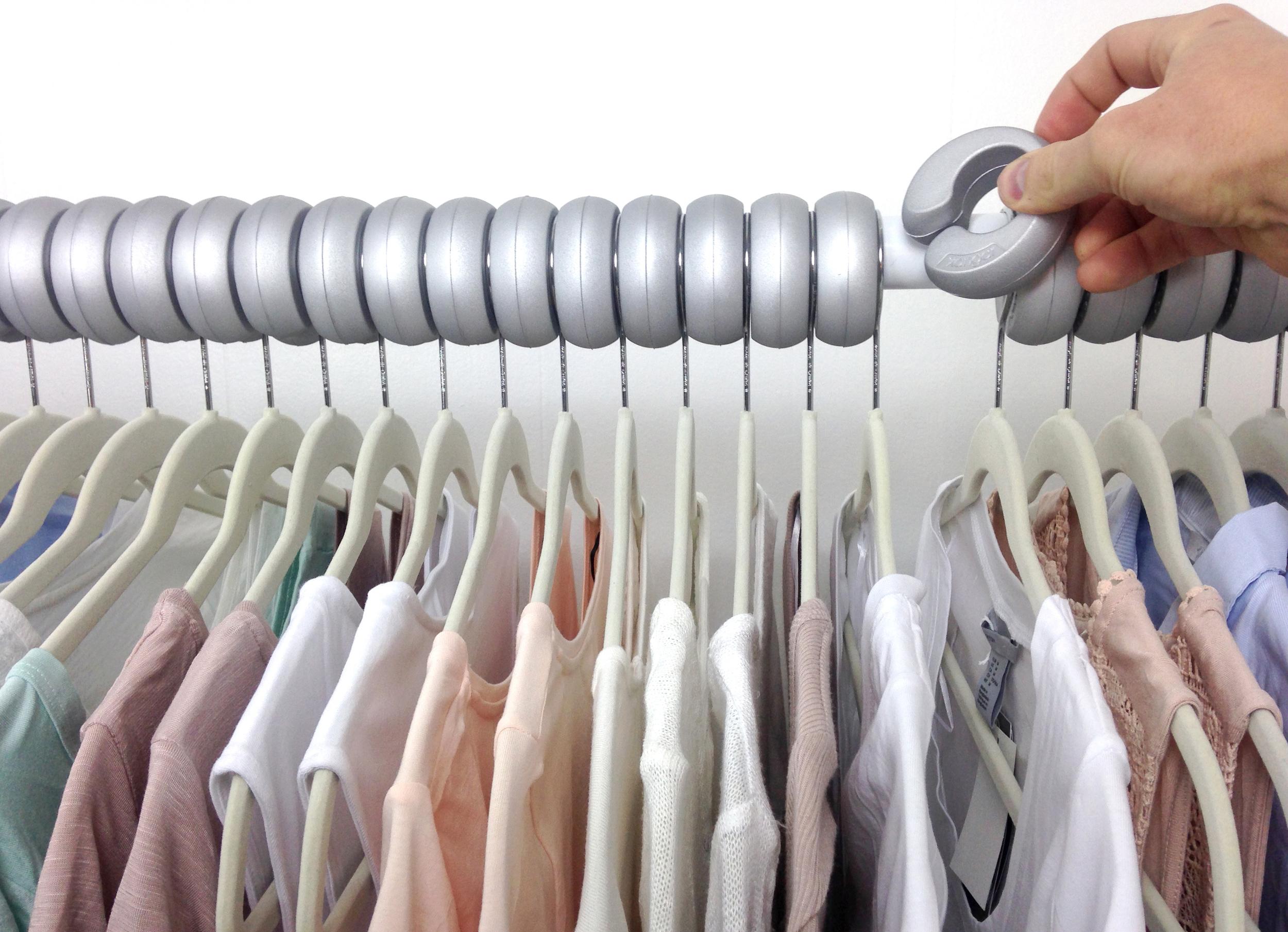 Placing Xangar in Closet