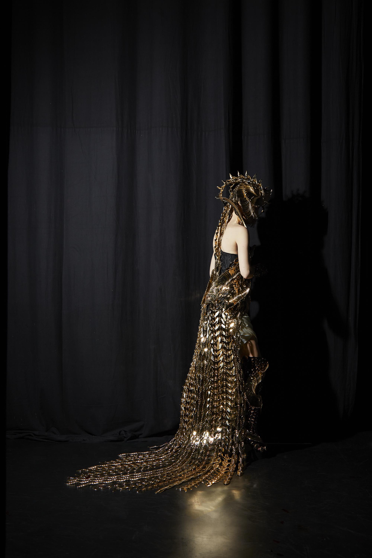 Spirit Bone   by Guo Xiao Tong  (Beijing, China) //  Winner: Weta Workshop Emerging Designer Award