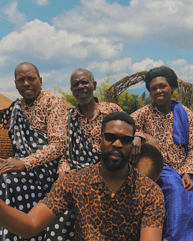Condé Nast Traveler IG Takeover - Rwanda