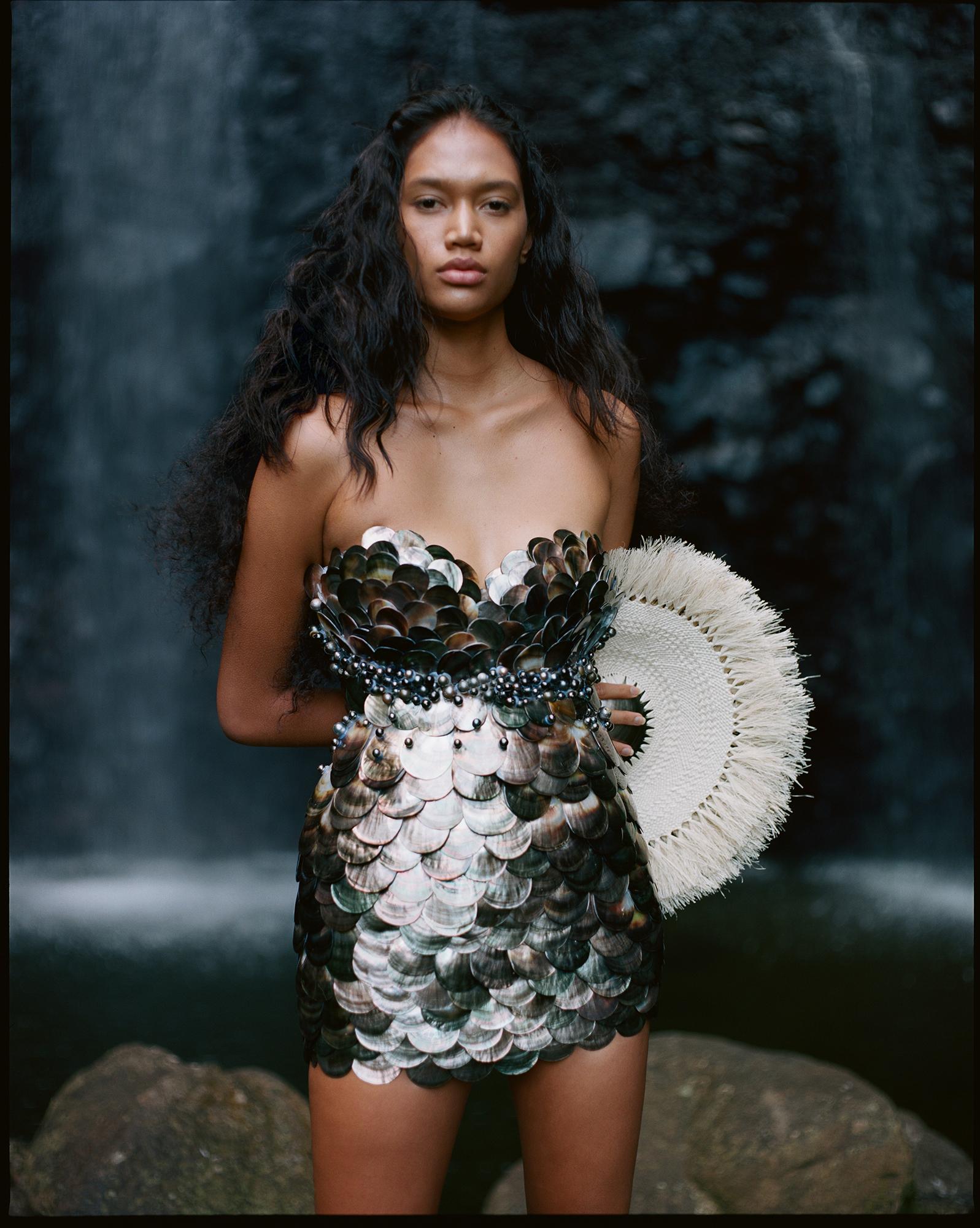Tahiti Fashion Week for i-D