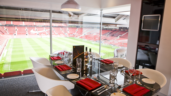 Win a trip to Old Trafford to watch Manchester United from our VIP box!