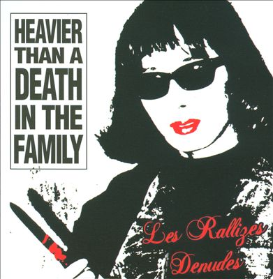 Les Rallizes Dénudés - Heavier Than A Death In The Family
