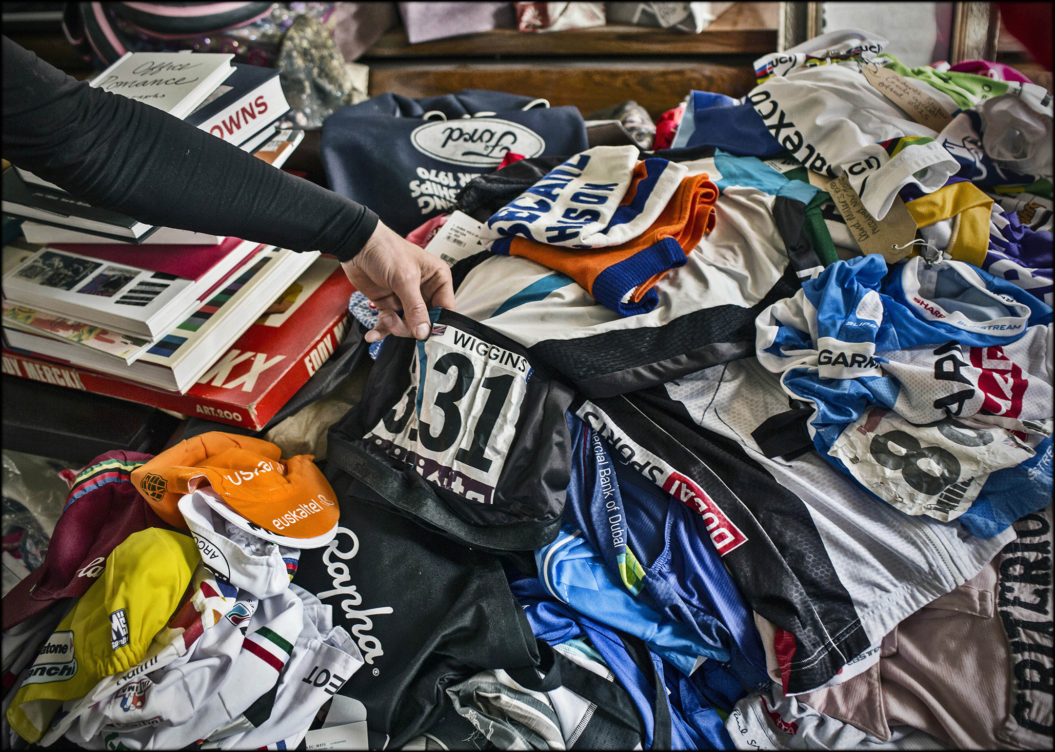 sir paul smith's jersey collection