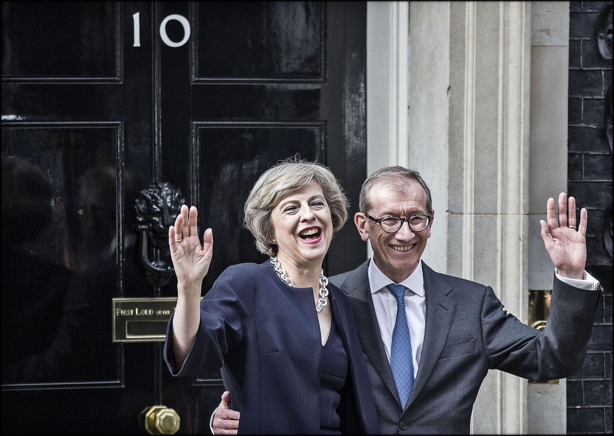 theresa may - prime minister