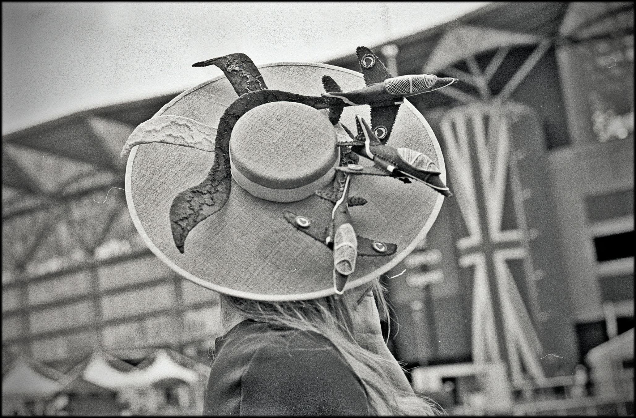 raf hat, royal ascot
