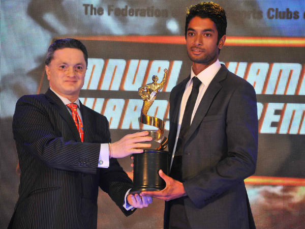FMSCI MOTORSPORT MAN OF THE YEAR