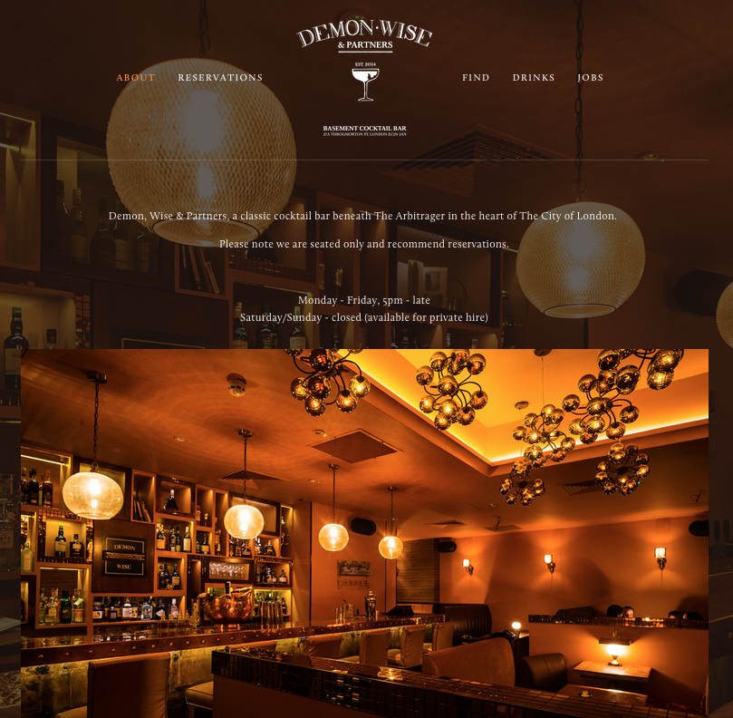 demon wise and partners website