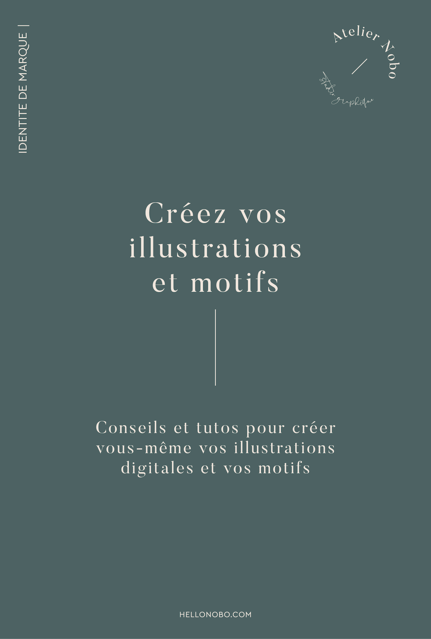 Creer illustrations et motifs Tutoriel