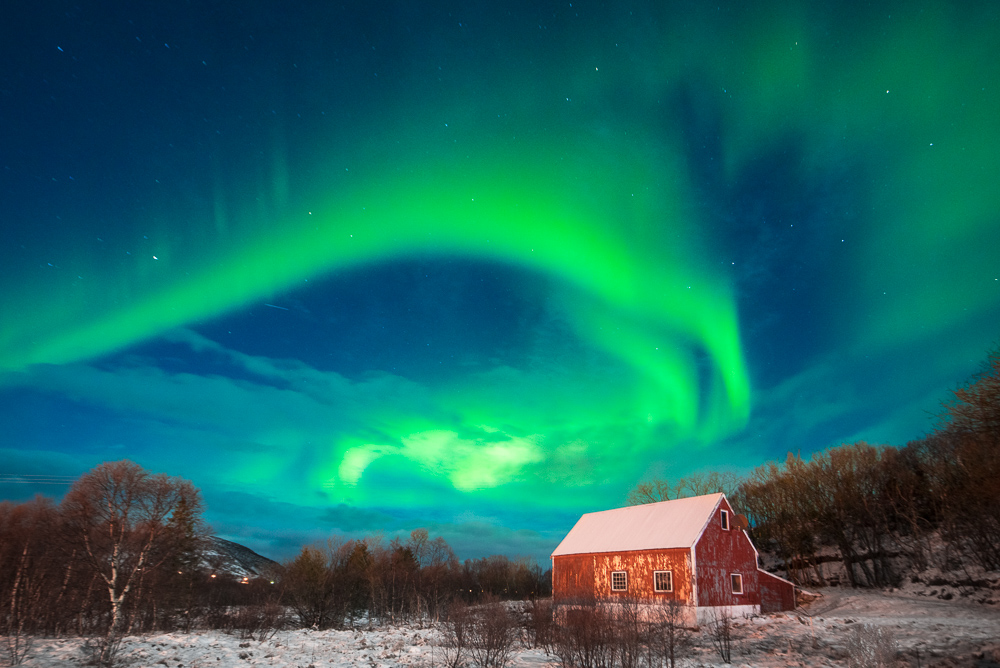 Northern Lights. Check Part Two on my blog to learn how to shoot the Aurora Borealis
