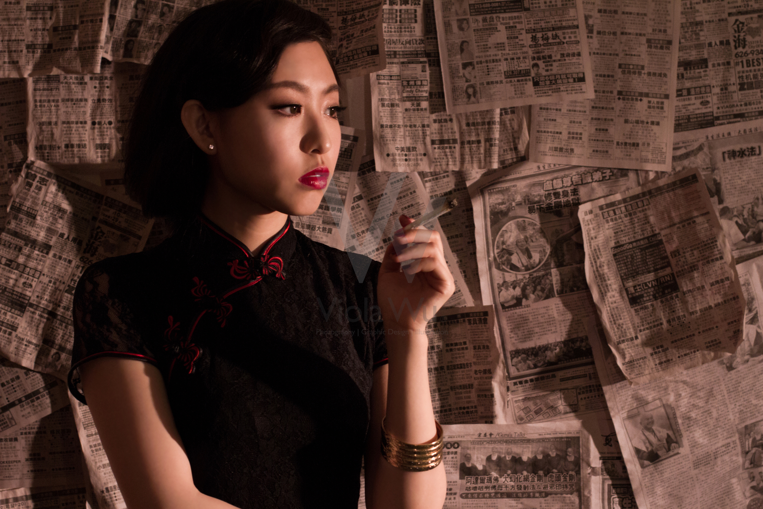 In the Mood for Love- Waiting