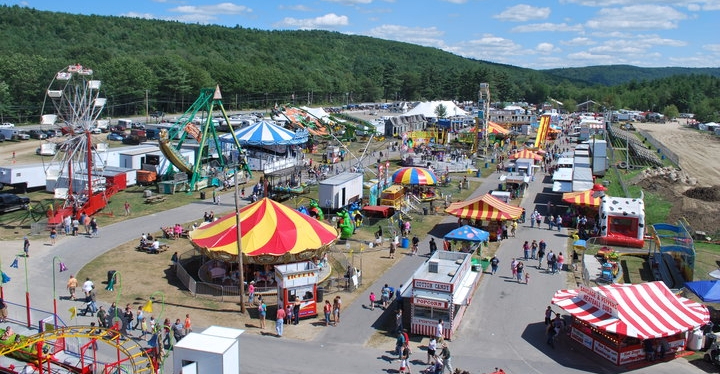 Schedule of Events — 2019 Cheshire Fair