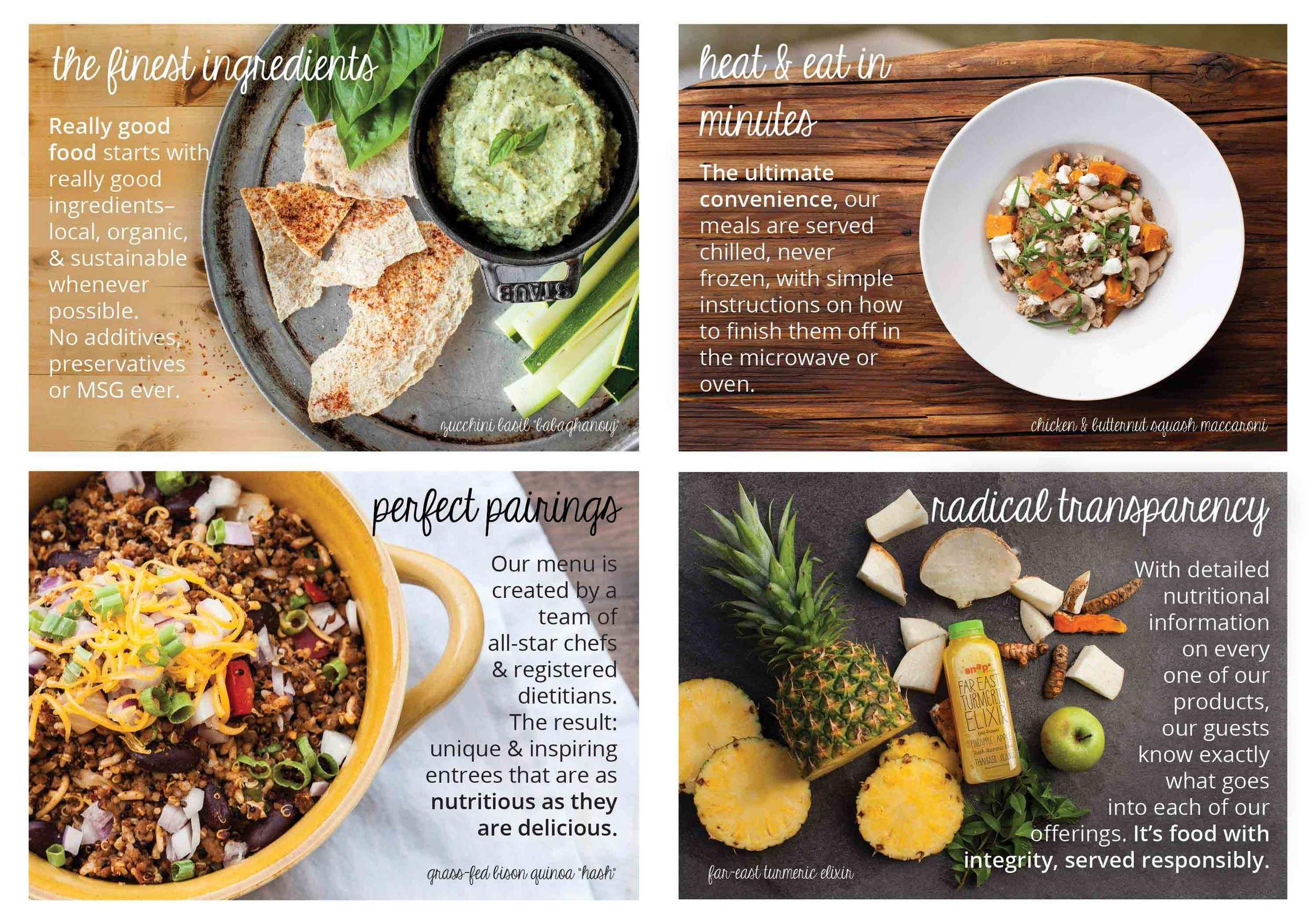 SK FOOD | INDESIGN