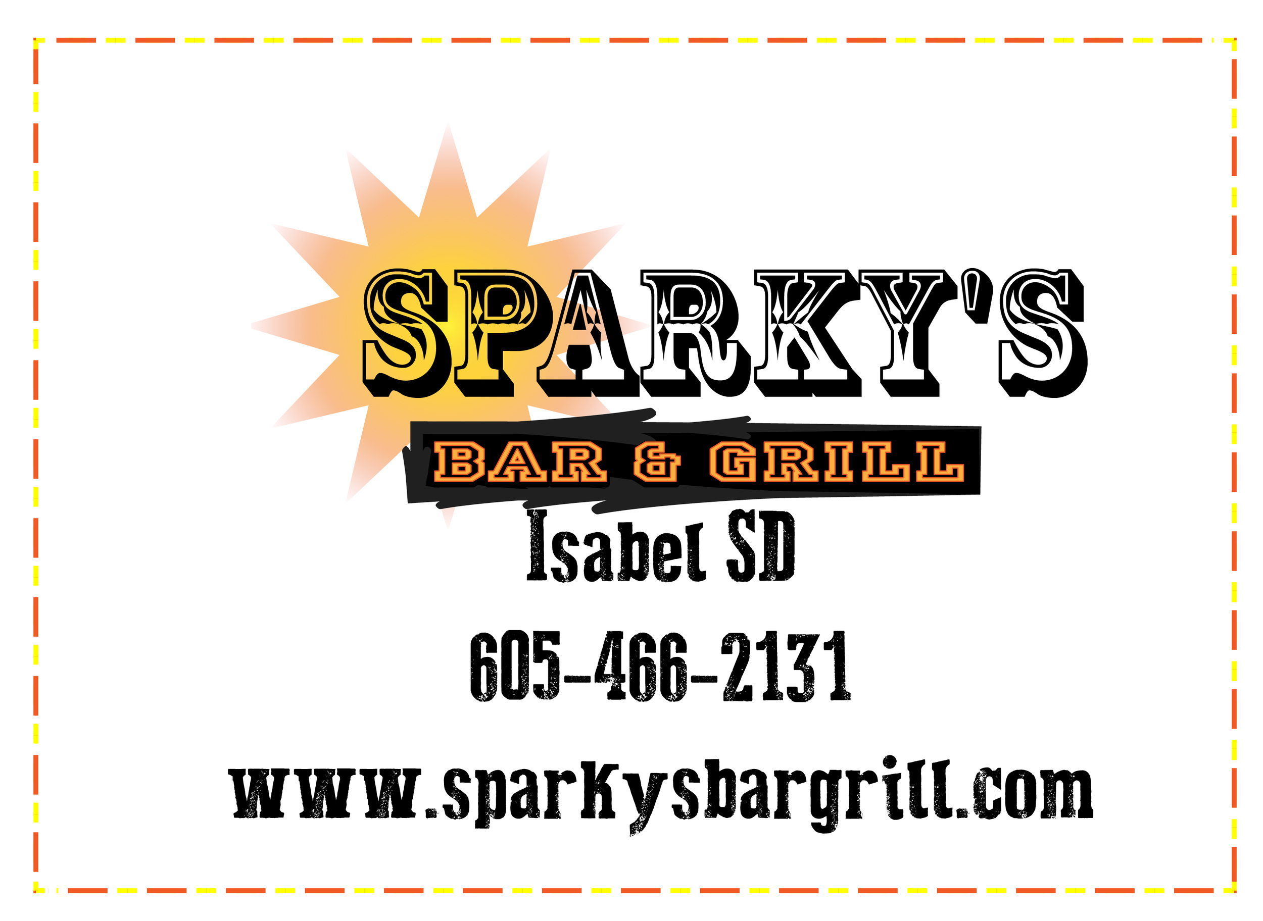 Sparkys Website