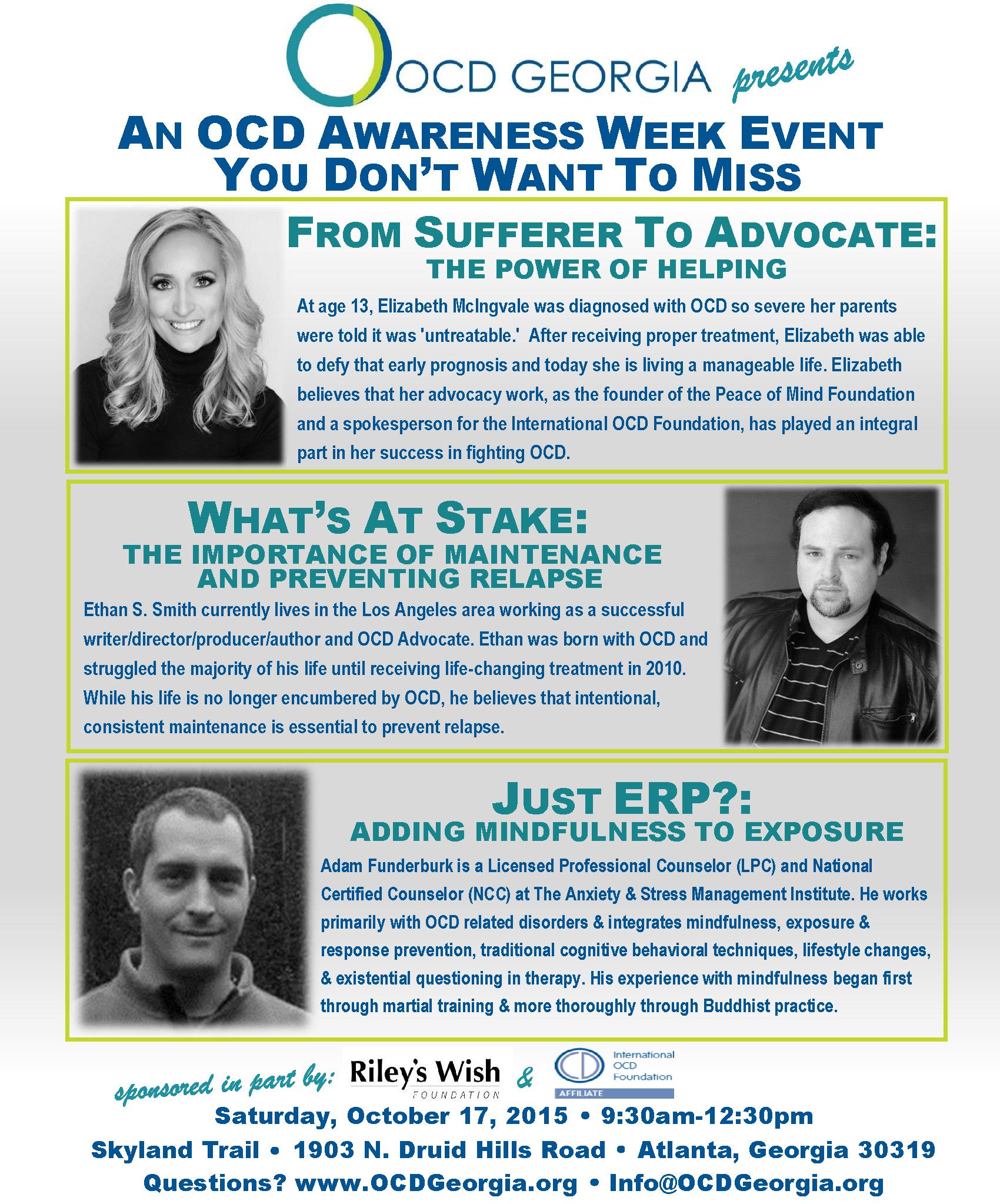 An OCD Awareness Week