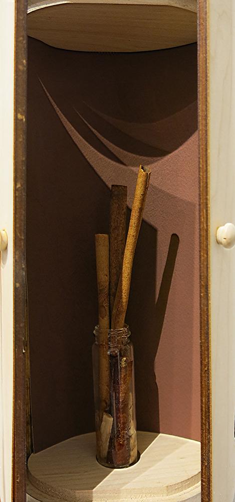 Cinnamon Shrine detail