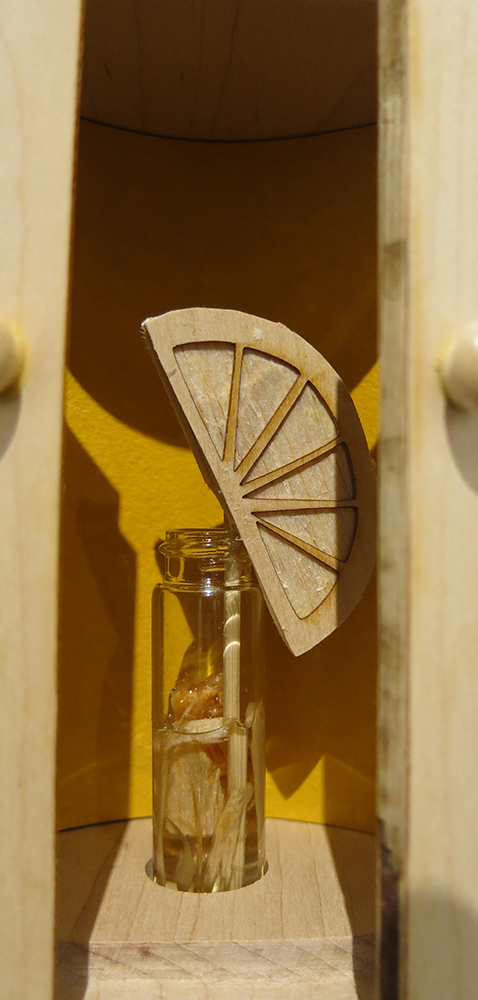 Lemon Shrine detail