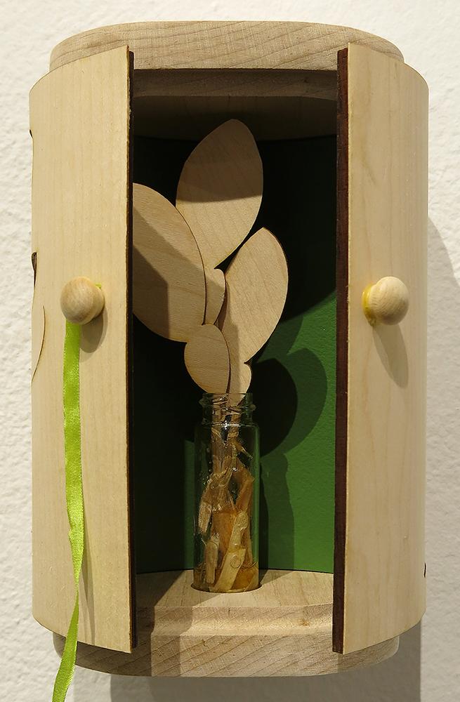 Lime Shrine detail