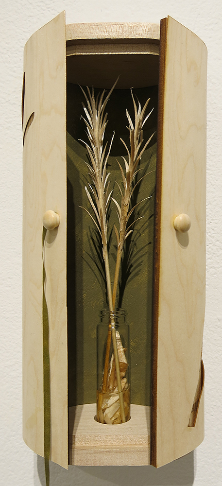 Rosemary Shrine detail